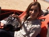 Attack Of The Show Candace Bailey Rides Dune Buggies!