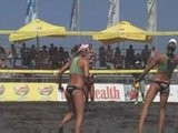 Beach Volley Ball Santorini 2009 Perivolos - Vid2