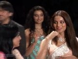 Bollywood Beauties Walk For The Beti Show At IIJW