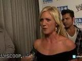 Brittany Snow On Dating, Kellan Lutz, Syrup & WWE