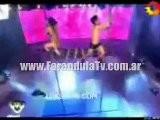 Bailando 2011: Baile Del Ca&ntilde O Cinthia Fernandez