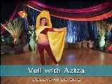 Belly Dance - Veil With Aziza