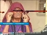 Badin Floods: An Old Woman&#039 S Tale