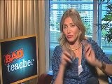 Bad Teacher: Cameron Diaz Interview
