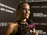 Bar Refaeli And Jessica Hart Give You Tips On Achieving Their Style At NYFW