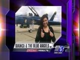 Bianca Gets Her Chance To Fly With The Blue Angels