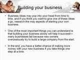 Build Your Business Step By Step