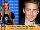 Breaking Dawn Casting Update: Who Should Play Garrett?
