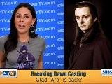 Breaking Dawn Casting: Michael Sheen Returns As Aro