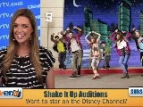 Be On Disney Channel&#039 S &#039 Shake It Up&#039
