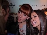 Bella Thorne & Pia Mia At Cody Simpson' S Album Release Party