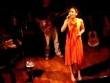 Bruna Caram -Por Causa De Voc&ecirc -Tom Jazz- Maio De 2009