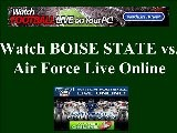 BOISE STATE Air Force Live Stream Online