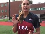 Baseball Base Running Technique With Jessica Mendoza