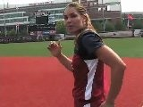 Baseball Pumping Your Arms With Jessica Mendoza
