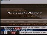Baldwin Sheriff&#039 S Website Hacked