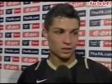 Cristiano Ronaldo - Funny Interview 1