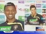 Cristiano Ronaldo & Nani Funny Interview - 24052008