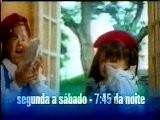 Chamada Das Novelas Do SBT 2001