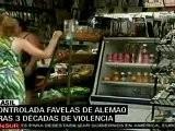 Controladas Favelas De Alemao Tras 3 D&eacute Cadas De Violencia