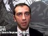 Campania - L' Asessore Nappi E Il Piano Lavoro
