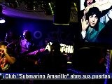 Club Submarino Amarillo En La Habana En Honor A Los Beatles