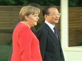 China And Germany Ink Trade Deals