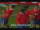 Chile 1-0 Per&uacute - Copa Am&eacute Rica