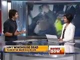 CBC Radio&#039 S Jian Ghomeshi Remembers Amy Winehouse