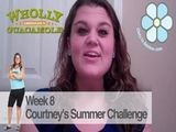 Courtney&#039 S Summer Challenge Week 8 - Step Up!