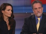 Countdown With Keith Olbermann Actress Kristin Davis On The East Africa Humanitarian Crisis