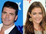 Cowell&#039 S Date With Denise Richards