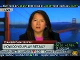 Christine Chen Discusses Consumer Retail Spending On CNBC