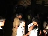 Raw Video: Rescue Crews At Indian Train Crash