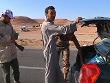 Civilians Flee Fighting In Bani Walid