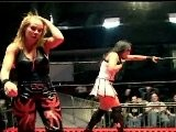 Cheerleader Melissa Vs. Mercedes Martinez