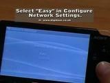 Connect A Sony PSP To The Internet Via WiFi