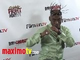 Celebrity Fight Night Press Conference Coolio - Octomom - Amy Fisher