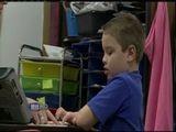 Computer Device Helps Child With Autism Communicate - Erika Tallan Reports