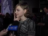 Chloe Moretz: Never Say Never Premiere Interview