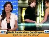 Cody Simpson World Premieres On My Mind Music Video