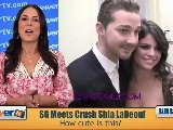 Selena Gomez Star-Struck Over Shia LaBeouf