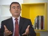 CEO Carlos Ghosn Discusses Nissan&#039 &#039 S Plans To Invest In Brazil