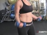 ConikiXXX - A NEW HOPE For FEMALE MUSCLE With Niki