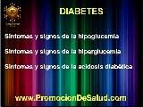 CONSECUENCIAS DE UNA DIABETES NO CONTROLADA NUTRICION Y SALUD