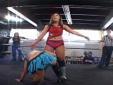 Cheerleader Melissa & Ayako Hamada Vs. Madison Eagles & Sara Del Rey Part 2