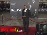 Collins Pennie At IN TIME Los Angeles Premiere Arrivals