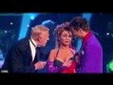 Chelsee Healey Nip Slip Strictly Come Dancing 29 10 2011 HQ
