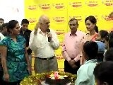 Dia Mirza Celebrates World Book Day Organised By Radio Mirchi