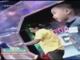 D&eacute Rapage: Aux Philippines, Une Vedette TV Fait Pleurer Un Enfant En Direct